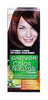 Стойкая крем-краска Garnier Color Naturals 4.15 Морозный каштан