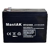 Свинцовый аккмулятор mastak-12100 12v 10.0ah