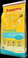 Йозера фестивал, Josera Festival корм для привередливых собак, 15кг