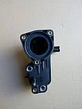 Корпус термостата Форд Коннект 1.8 дизель, фото 2