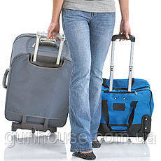 Дорожные чемоданы по доступным ценам в магазине Ганхаус