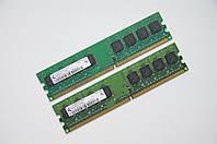 Оперативная память DDR-2 Qimonda HYS64T64000HU-3S-B 512 Mb