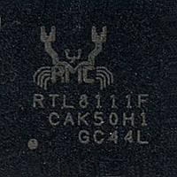 Микросхема Realtek RTL8111F