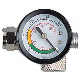 Воздушный регулятор, 0-150 PSI (0-10 Бар)