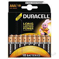 Элемент питания Duracell ALR03 * 18 (5000394107557 / 81546741)