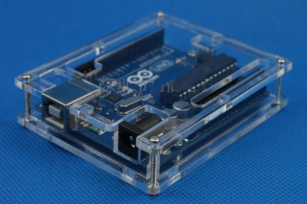 Акриловый корпус для Arduino UNO R3