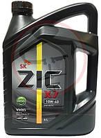 Моторное масло ZIC X7 LS 10W-40 6л