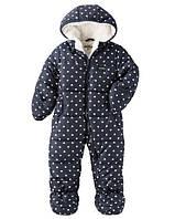 Зимняя детская одежда для новорожденных девочек Картерс + верняя одежда