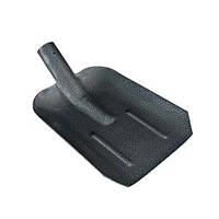 Лопата совковая 270*220 мм черн. мет. 1,3 мм