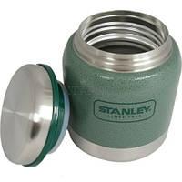 Термобанка для еды Stanley 0,29 л. зелёная (10-01594-006)