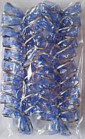 Банты блестящие из органзы узкие для новогодней елки (упаковка 20 шт, цвета в ассортименте), фото 1