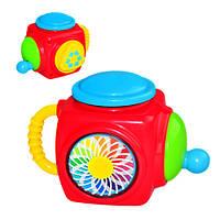 Детская музыкальная игрушка с сюрпризом