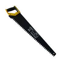 Ножовка для пеноблоков 700 мм, зуб с напайкой, тефлоновое покрытие