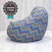 Кресло мешок XL 110x85 см  Interference