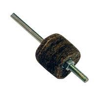 Насадка на дрель войлочная мягкая 70 мм