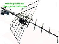 Антенна телевизионная наружная ДМВ(Т2)тип АНТ-13-14-малая