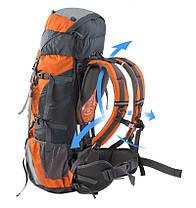 Рюкзак туристический 70л Naturehike NH70B070-B, фото 3