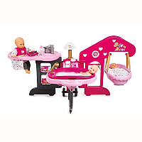 Игровой центр по уходу за куклой Smoby Baby Nurse 220318