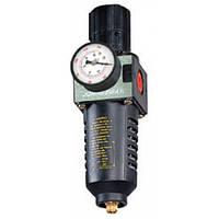 """Фильтры (влагоотделители) с регулятором давления для пневмоинструмента 1/4"""""""