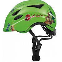 Детский шлем ABUS ANUKY Green Catapult S