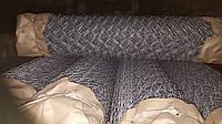 Сетка рабица оцинкованная 70х70 д. 2.8 мм.