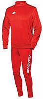 Тренировочный спортивный костюм Lotto SUIT ZENITH EVO HZ RIB  S3720