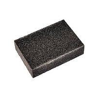 Губка для шлифования MASTERTOOL (зерно 80, 100х70х25мм)