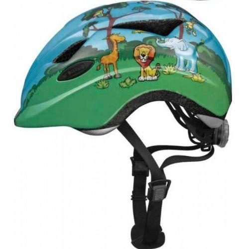 Детский шлем ABUS ANUKY Jungle S (46-52 см)