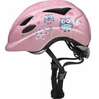 Детский шлем ABUS ANUKY Rose Owl S