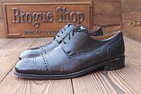 Мужские  туфли  из Мадрида, 26.5 см, 41.5 размер. Код: 053.