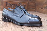 Мужские  туфли броги из Мадрида, 26.5 см, 41.5 размер. Код: 053.