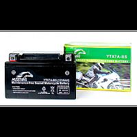 Аккумулятор гелевый мотоцикла (7 А/ч, YTX7Z-BS)
