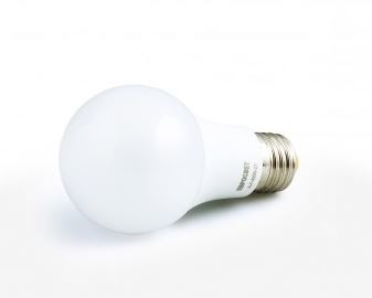 Лампа светодиодная 10W цоколь Е27