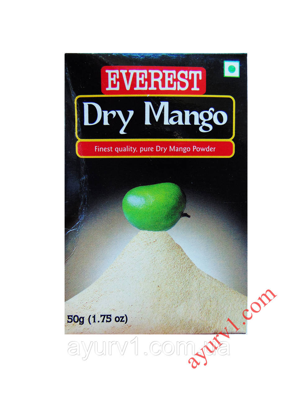 Манго - сушеный, молотый / Everest Dry Mango 50 g