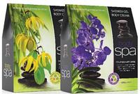 Подарочный набор Body Spa Энергия растений, Вельта