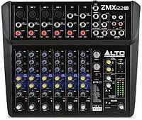 Микшерный пульт ALTO PROFESSIONAL ZMX122FX