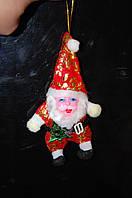 Брелок Дед Мороз 12см