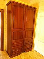 """Деревянный шкаф """"Невада"""" от производителя, фото 1"""