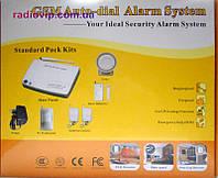 Комплект беспроводной GSM охранной сигнализации GSM 007M3B