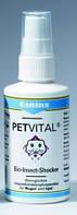 Canina Petvital BIO-Insect Shocker спрей от паразитов для грызунов, 150 мл.