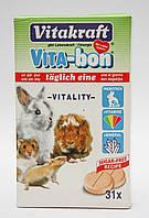 Vitakraft Витамины для грызунов Вита-бон, 31тб
