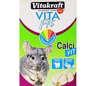 Vitakraft Минерал для шиншилл CALCI FIT, 31таб