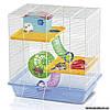 Imac КРИЧЕТИ 7 (CRICETI 7) клетка для хомяков, песчанок, пластик 45х30х47,5 см.