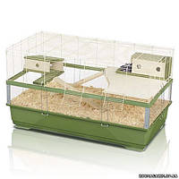 Imac ПЛЕКСИ 100 ВУД (PLEXI 100 WOOD) клетка для крыс, пластик 100х54,5х55,5 см.