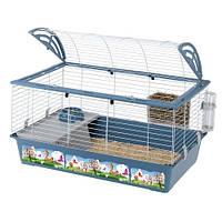 Ferplast CASITA DECOR 100 клетка для морской свинки, кролика, крыс и грызунов, 96 x 57 x h 56 см.
