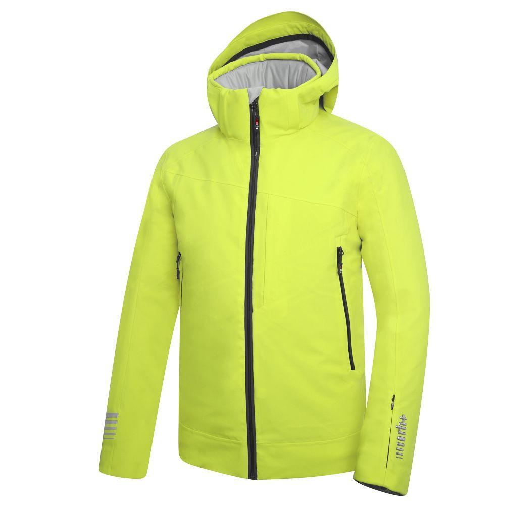 Горнолыжная куртка ZeroRH+ Orion Jacket Acid Green-black (MD)