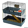 Ferplast RABBIT 100 DOUBLE клетка для кроликов и грызунов, 99 x 51,5 x h 92 см.