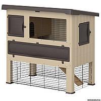 Ferplast GRAND LODGE 120 вольер для кроликов, 115,5 x 73 x h 110 см.