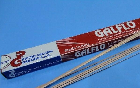 Припой GALFLO СuPAg15  (1 кг.)