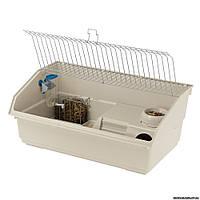 Ferplast CAVIE 80 DELUXE клетка для морской свинки и мелких грызунов, 76 x 45 x h 33,5 см.